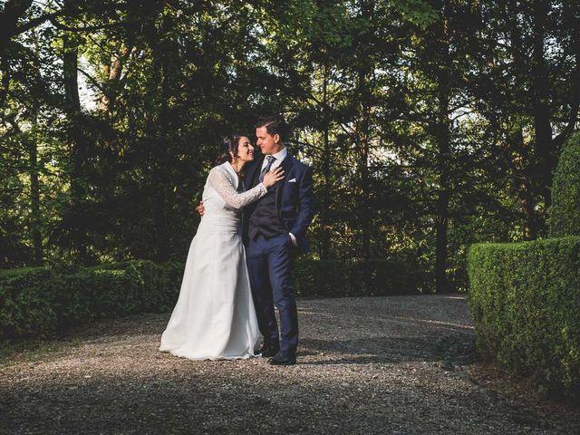 Il matrimonio di Marco e Barbara a Trino, Vercelli 52