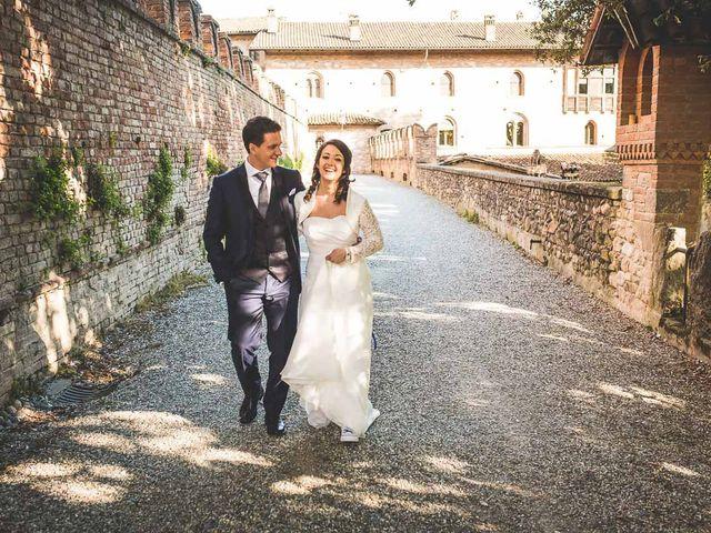 Il matrimonio di Marco e Barbara a Trino, Vercelli 50