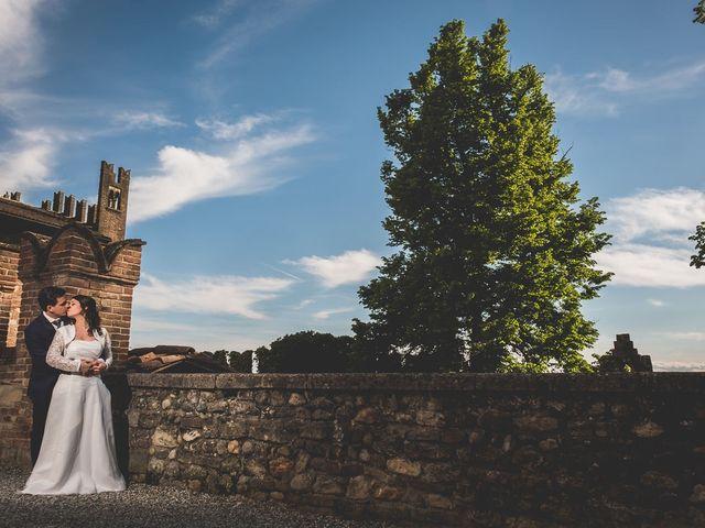 Il matrimonio di Marco e Barbara a Trino, Vercelli 49