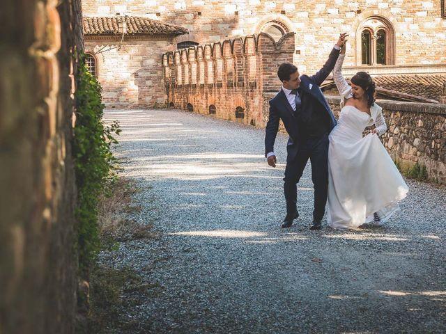 Il matrimonio di Marco e Barbara a Trino, Vercelli 48