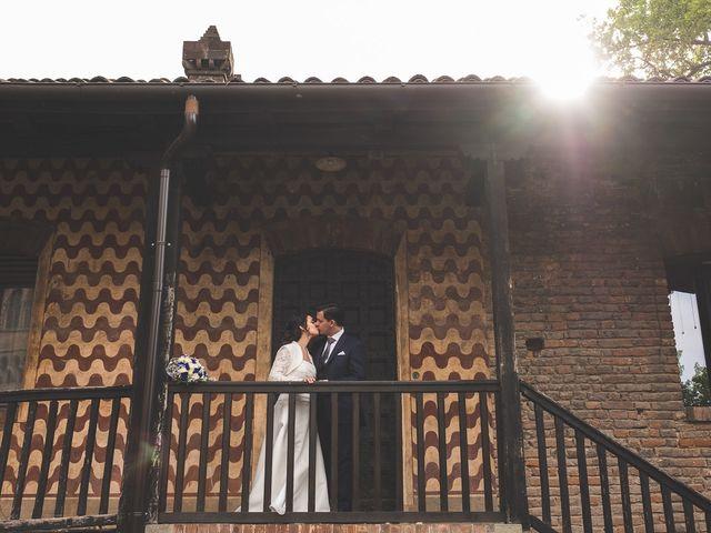 Il matrimonio di Marco e Barbara a Trino, Vercelli 46