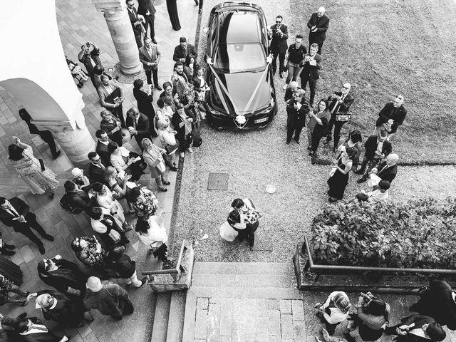 Il matrimonio di Marco e Barbara a Trino, Vercelli 44