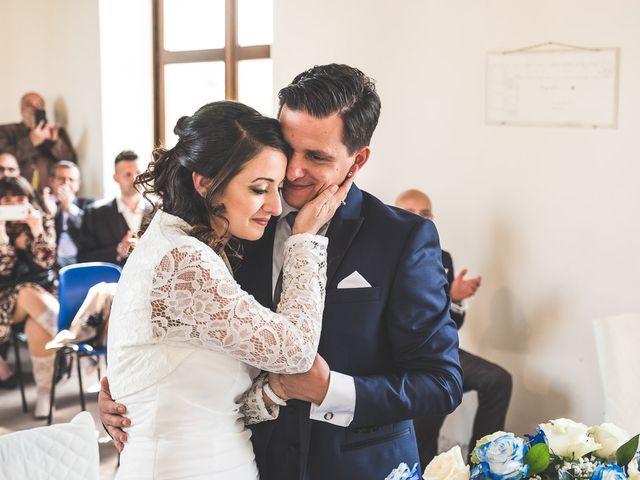 Il matrimonio di Marco e Barbara a Trino, Vercelli 43