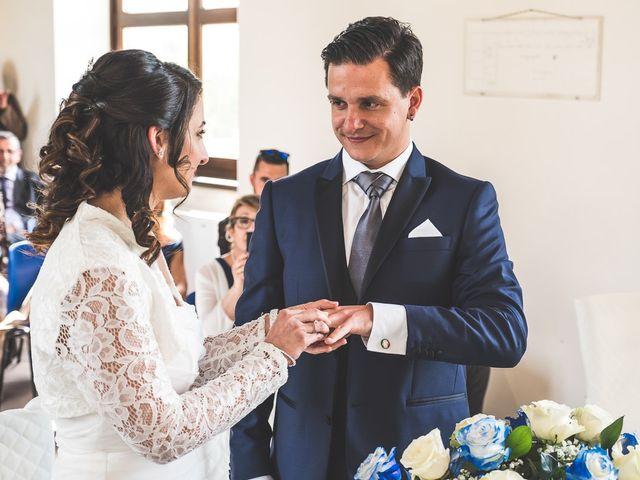 Il matrimonio di Marco e Barbara a Trino, Vercelli 42