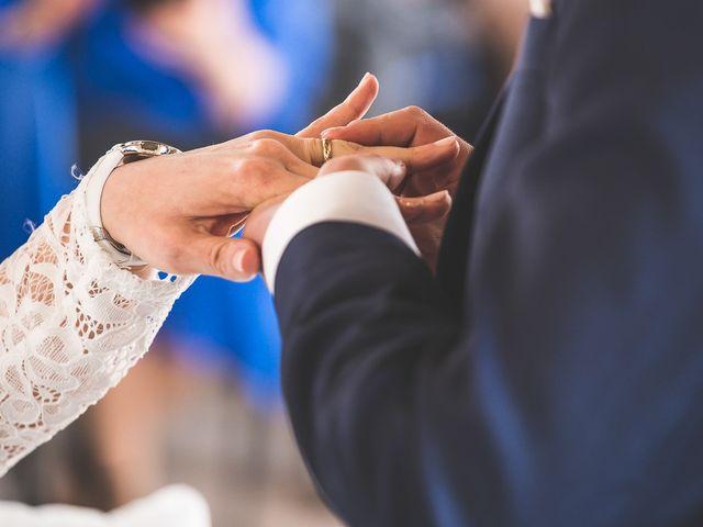 Il matrimonio di Marco e Barbara a Trino, Vercelli 41