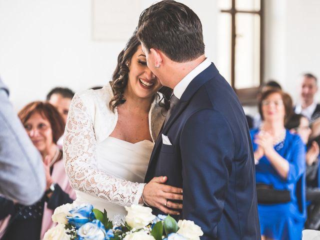 Il matrimonio di Marco e Barbara a Trino, Vercelli 40