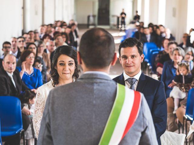 Il matrimonio di Marco e Barbara a Trino, Vercelli 38