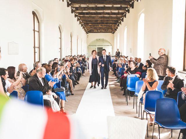 Il matrimonio di Marco e Barbara a Trino, Vercelli 36
