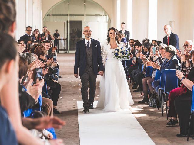 Il matrimonio di Marco e Barbara a Trino, Vercelli 37