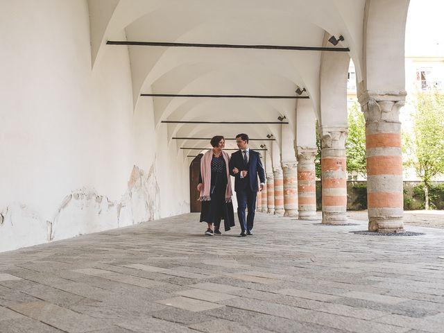 Il matrimonio di Marco e Barbara a Trino, Vercelli 35