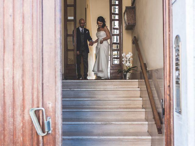 Il matrimonio di Marco e Barbara a Trino, Vercelli 33