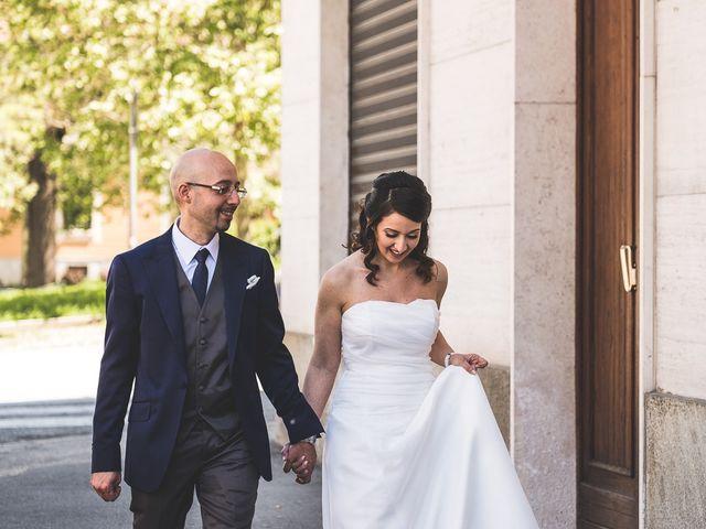 Il matrimonio di Marco e Barbara a Trino, Vercelli 34