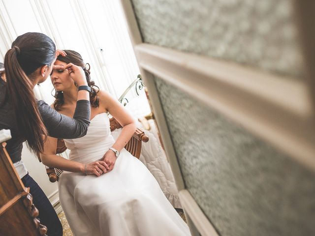 Il matrimonio di Marco e Barbara a Trino, Vercelli 30