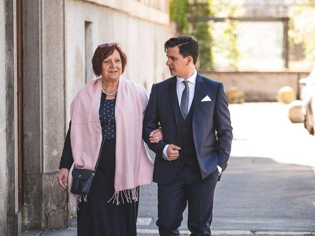Il matrimonio di Marco e Barbara a Trino, Vercelli 15