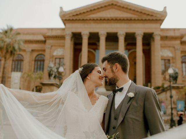 Le nozze di Paloma e Emanuele