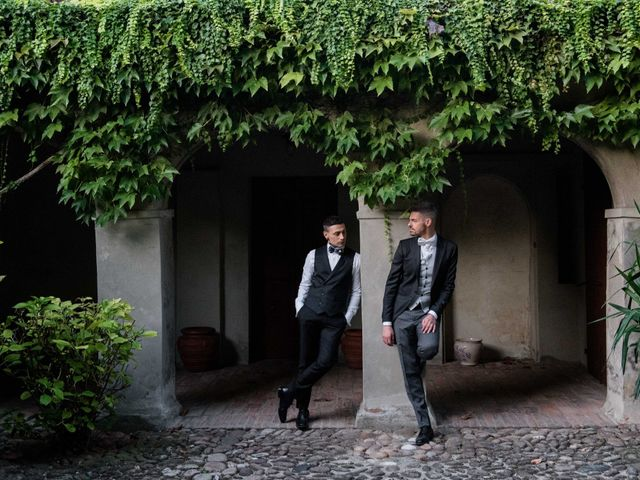 Il matrimonio di Giuseppe e Leonardo a Mantova, Mantova 54