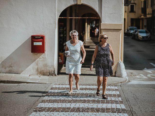 Il matrimonio di Antoine e Giulia a Este, Padova 4
