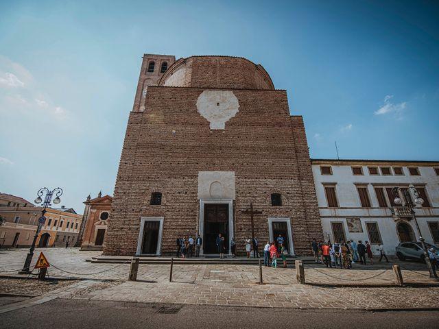 Il matrimonio di Antoine e Giulia a Este, Padova 5