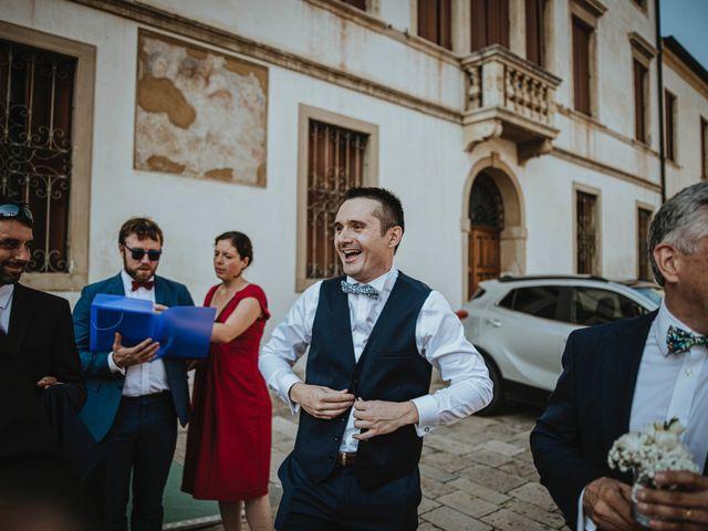 Il matrimonio di Antoine e Giulia a Este, Padova 6