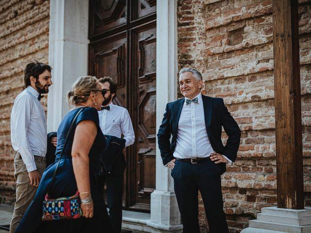Il matrimonio di Antoine e Giulia a Este, Padova 7