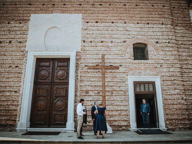 Il matrimonio di Antoine e Giulia a Este, Padova 8