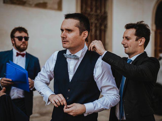 Il matrimonio di Antoine e Giulia a Este, Padova 9