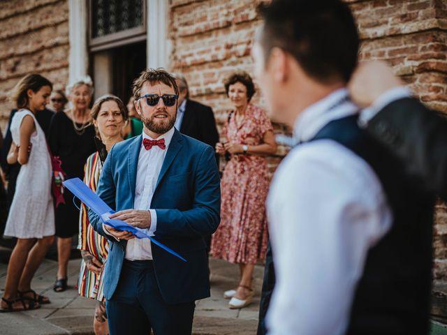 Il matrimonio di Antoine e Giulia a Este, Padova 10