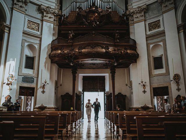 Il matrimonio di Antoine e Giulia a Este, Padova 12