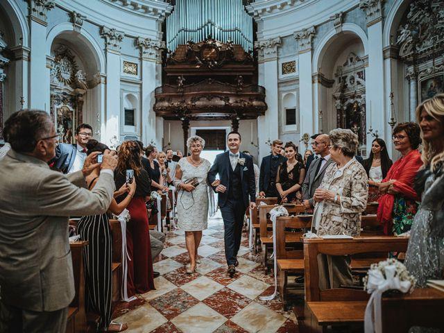 Il matrimonio di Antoine e Giulia a Este, Padova 13