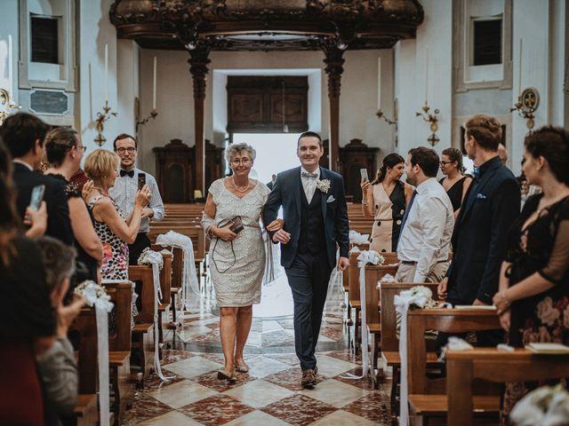 Il matrimonio di Antoine e Giulia a Este, Padova 14