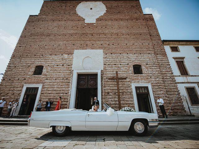 Il matrimonio di Antoine e Giulia a Este, Padova 16