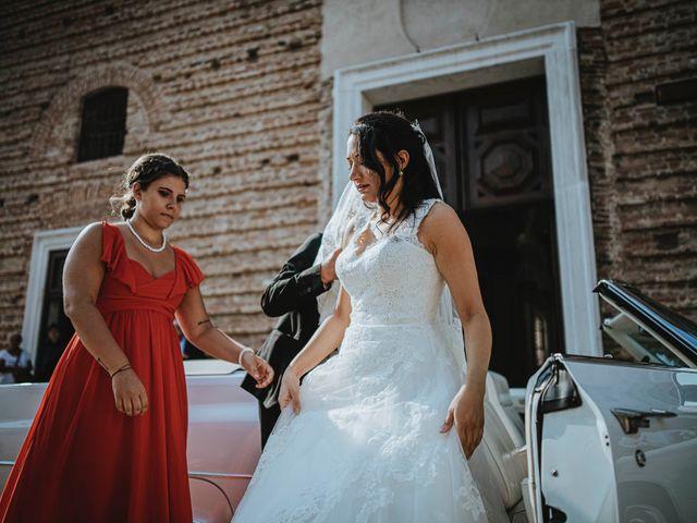 Il matrimonio di Antoine e Giulia a Este, Padova 17