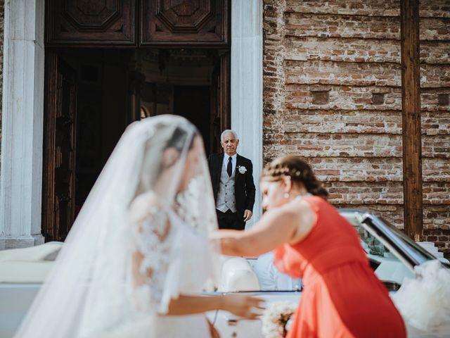 Il matrimonio di Antoine e Giulia a Este, Padova 18