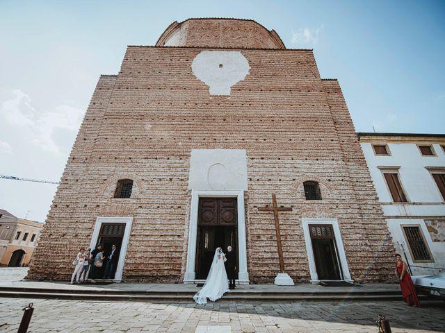Il matrimonio di Antoine e Giulia a Este, Padova 20