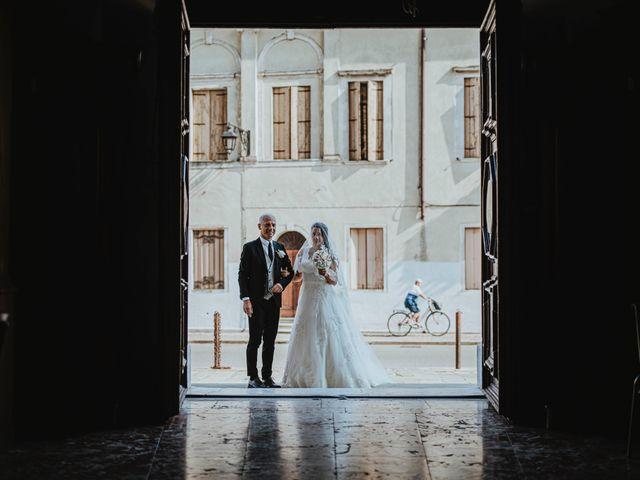 Il matrimonio di Antoine e Giulia a Este, Padova 21