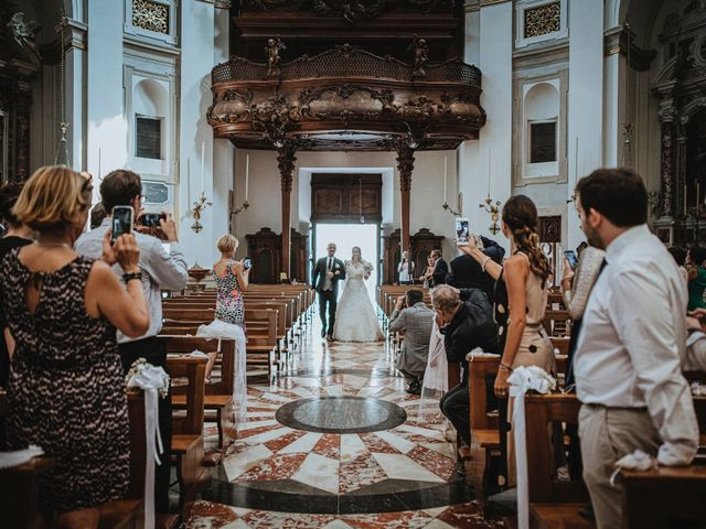 Il matrimonio di Antoine e Giulia a Este, Padova 22