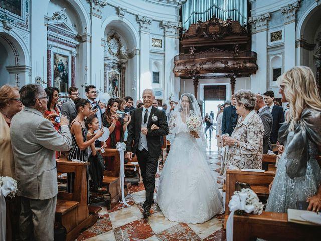 Il matrimonio di Antoine e Giulia a Este, Padova 23