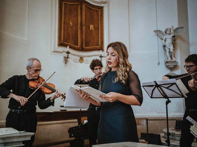 Il matrimonio di Antoine e Giulia a Este, Padova 26
