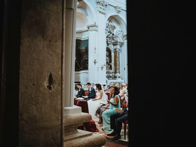 Il matrimonio di Antoine e Giulia a Este, Padova 27