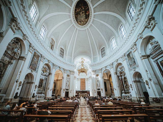Il matrimonio di Antoine e Giulia a Este, Padova 28