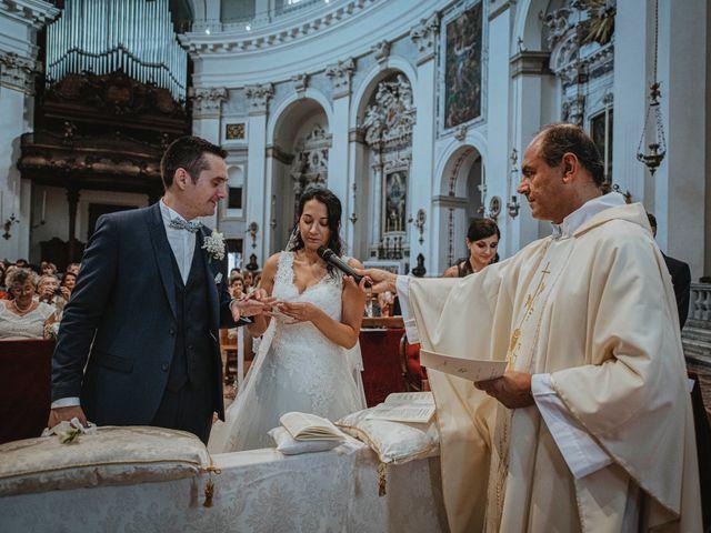 Il matrimonio di Antoine e Giulia a Este, Padova 29