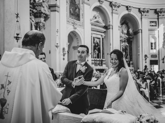 Il matrimonio di Antoine e Giulia a Este, Padova 30