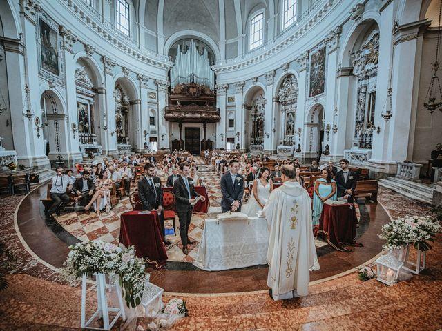 Il matrimonio di Antoine e Giulia a Este, Padova 31