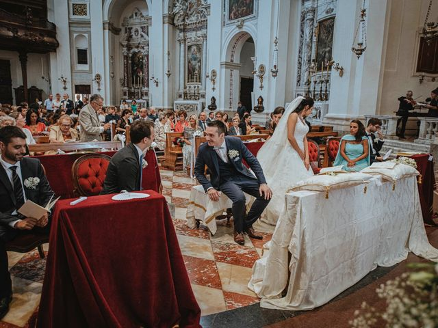 Il matrimonio di Antoine e Giulia a Este, Padova 32