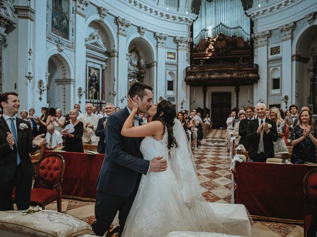Il matrimonio di Antoine e Giulia a Este, Padova 33