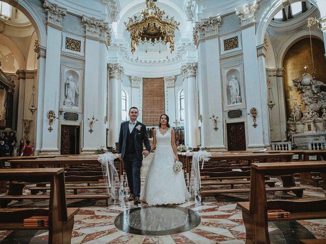 Il matrimonio di Antoine e Giulia a Este, Padova 35