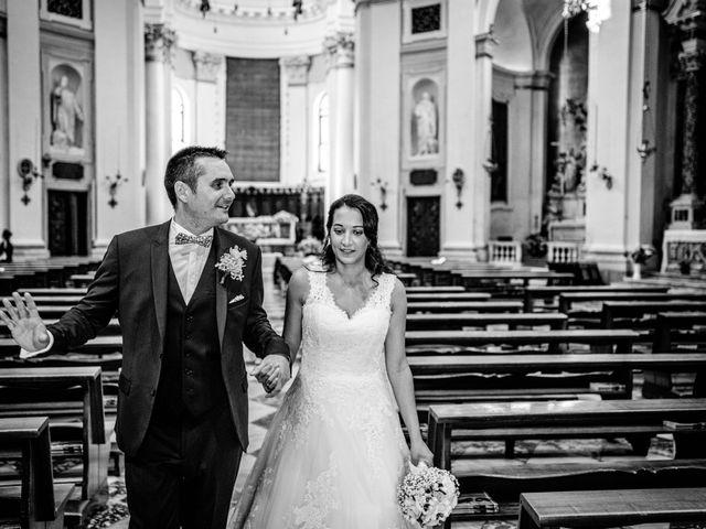 Il matrimonio di Antoine e Giulia a Este, Padova 36