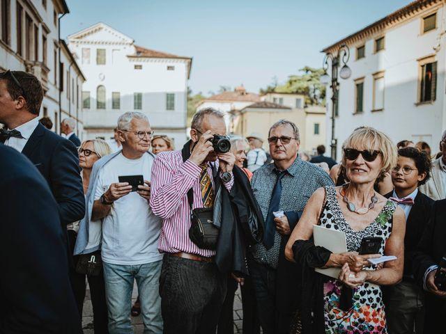 Il matrimonio di Antoine e Giulia a Este, Padova 37