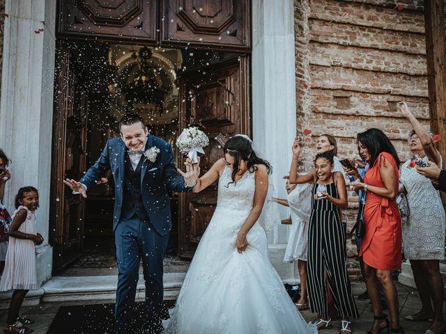 Il matrimonio di Antoine e Giulia a Este, Padova 38