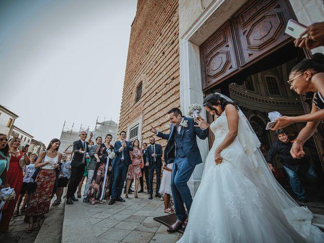Il matrimonio di Antoine e Giulia a Este, Padova 39